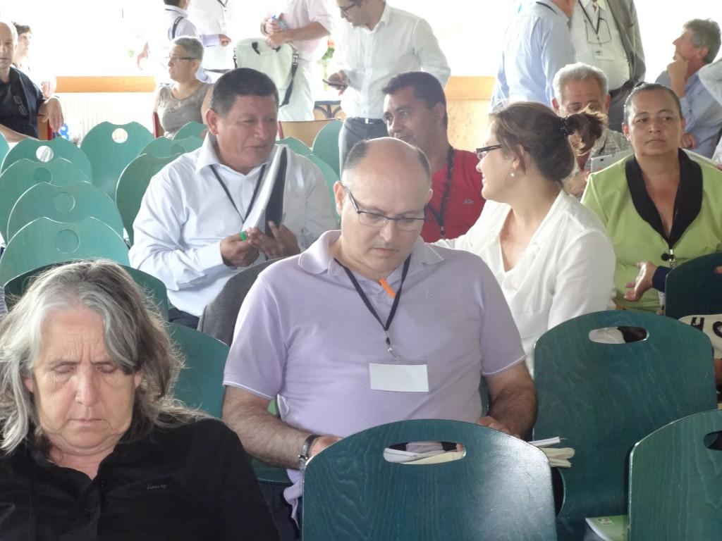 Asamblea AIMF Burdeos julio 2015