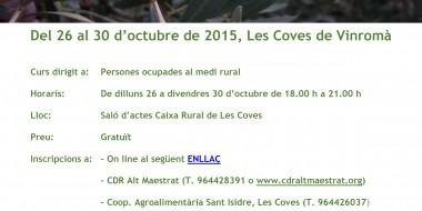 CARTELL CURS CONREU OLIVERA_ON_LINE