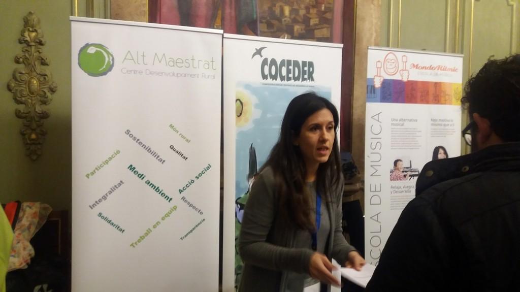 CDR Alt Maestrat en la Feria de la Universidad San Jaime I febrero 2016