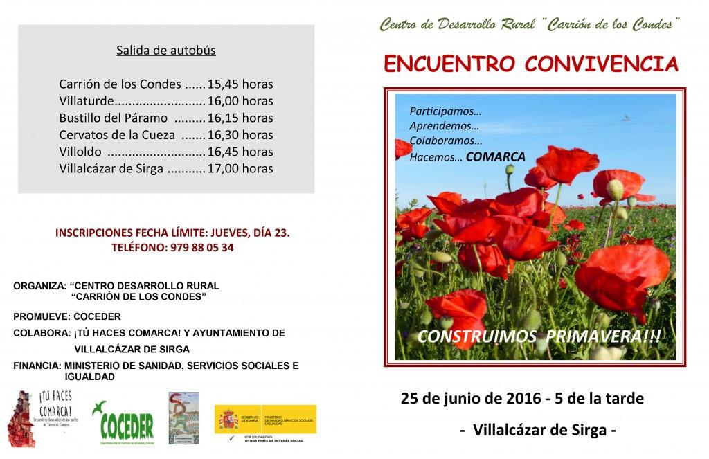ENCUENTRO CONVIENCIA 25-JUNIO-2016-1 PARTE