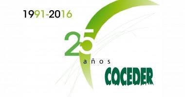 LOGO 25 ANIVERSARIO COCEDER